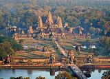 柬埔寨吳哥窟探秘5日游