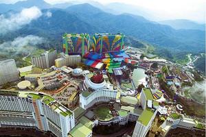 新加坡、马来西亚(波德申)6日尊享游(新进新出)