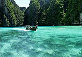 唯美•椰子岛--普吉PP岛、珊瑚岛乐享双飞6日游