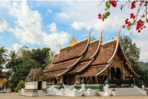 老挝万象、万荣、琅勃拉邦、万象 5天 4晚游