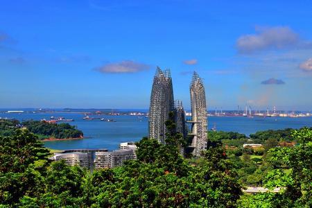 新加坡、马来西亚(波德申)6日尊享游(新进马出)