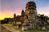 柬埔寨吴哥窟探秘4日游