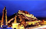 西藏拉萨、布达拉宫、大昭寺、纳木错四飞五日