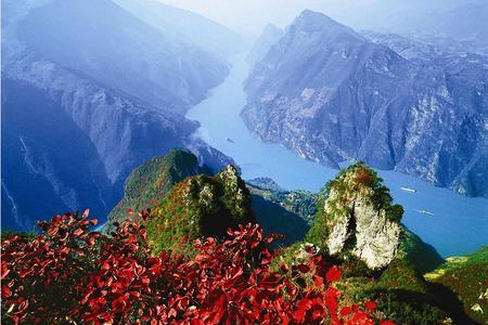 重慶、三峽五星品質雙臥7日游
