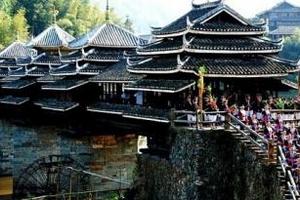 丹洲水上古鎮、程陽風雨橋、《坐妹》、斗牛純玩3日游