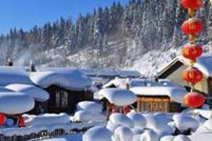 至尊VIP:中国雪乡、亚布力五星级雪场滑雪至尊冰雪6日游