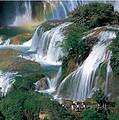 白头叶猴、花山岩画、友谊关、德天瀑布、通灵大峡谷+巴马4日游
