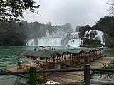 白头叶猴生态园、花山岩画、友谊关、德天瀑布、通灵大峡谷3日游