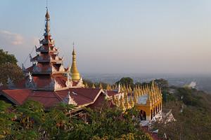 遇見緬甸:南寧直飛曼德勒+阿瓦古城5天4晚