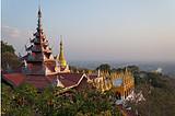 遇见缅甸:南宁直飞曼德勒+阿瓦古城5天4晚