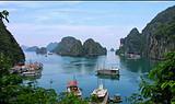 南宁/北海+越南芒街+下龙湾+德天瀑布+通灵大峡谷5日游
