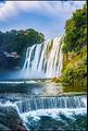 黄果树瀑布、百里杜鹃、遵义会址、茅台古镇 青岩古镇动车五日游