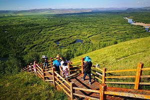 【爸媽放心游】呼倫貝爾草原·滿洲里·額爾古納惠玩3日游
