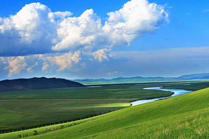 【醉草原·行無憂】呼倫貝爾草原蒙古王尊享南北線五日游
