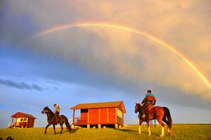 精品小團·呼倫貝爾大草原黑山頭滿洲里蒙古包體驗經典3日游