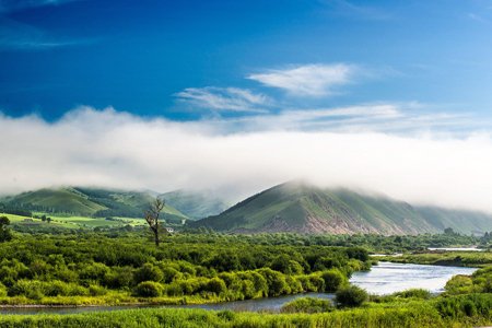 呼伦贝尔大草原海拉尔恩和阿尔山国家森林公园南北全线深度8日游