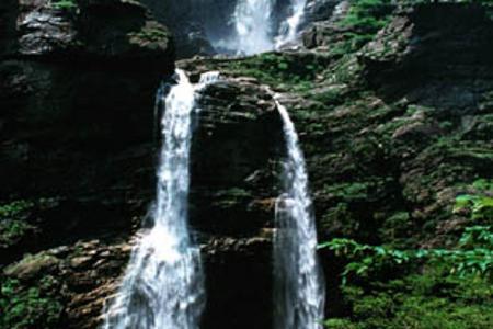 廬山三疊泉、鄱湖灣、秀峰雙瀑布一日游