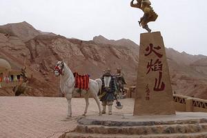 吐鲁番一日游