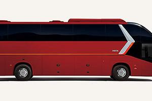 49座空调旅游车