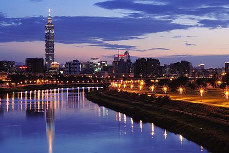 享趣台湾-中转十日
