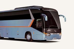 33座空调旅游车