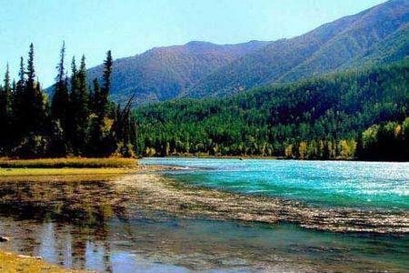 兰州、敦煌莫高窟、天池、吐鲁番、喀纳斯、那拉提火车11日游