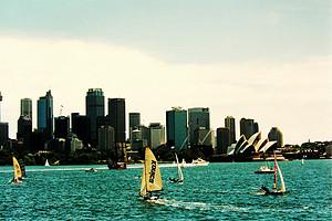 众悦 全景澳新+海豚岛12天