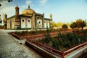 喀什维吾尔民俗风情(市内)二日游