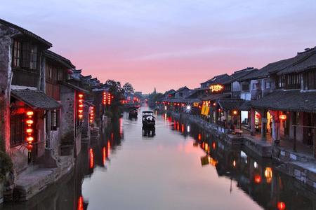 祈福普陀山 杭州 上海白天0自费双飞6日有