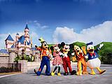 智享港澳港珠6日 纯玩团 香港澳门6日游迪士尼可以改自由活动