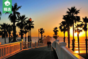 美国西海岸+墨西哥。圣地亚哥 10日 拉斯维加斯夜游