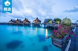 爱尚沙巴-马来西亚马穆迪岛 沙比岛 长鼻猴萤火虫7日