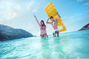 国旅长春包机泰国普吉岛半自由行直飞8日游