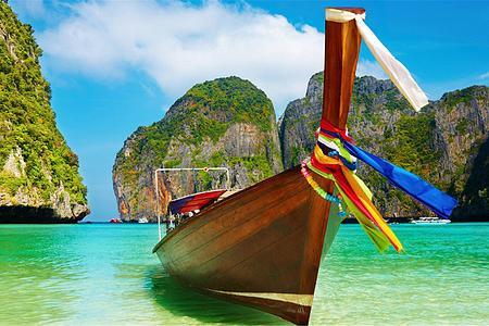 国旅-顶级盛宴泰国普吉岛大小PP岛7日游