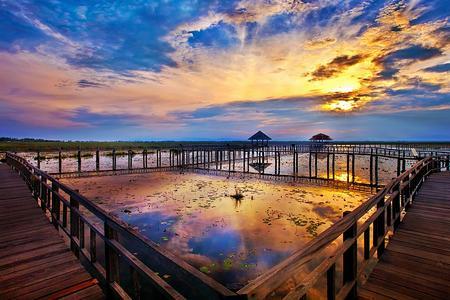 国旅 泰国 曼谷+芭提雅+沙美岛5晚7日游