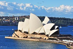 澳大利亚新西兰凯恩斯墨尔本+海豚岛12日游