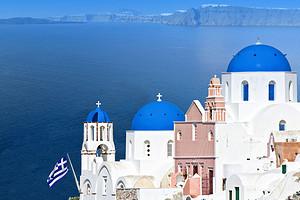汉莎5A奢享希腊三岛12日