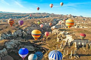 中东非欧洲亚洲浪漫土耳其棉花堡12日游