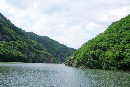 短线周边辽宁双岛戏水 云盘谷、石城岛、鸟岛3日游