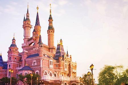 米奇享自由-華東三市上海蘇州杭州雙飛6日 玩轉迪士尼