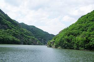 短线 周边游辽宁 本溪大峡谷、冰峪沟、鲅鱼圈3日游