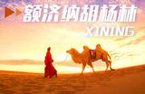 甘青大环线&东台吉乃尔湖&金塔胡杨林双飞8日