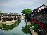 江南漫步-华东五市上海南京无锡苏州杭州双飞6日游宋城主题公园