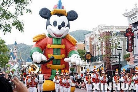 米奇下江南 華東上海蘇州杭州+迪士尼雙飛6日游