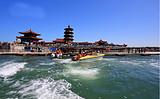 郑州到蓬莱仙境+醉美烟台+魅力威海四日游