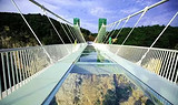 郑州到张家界大峡谷(挑战玻璃桥)汽车四日游