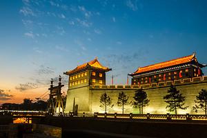 郑州到西安周末汽车2日游