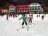 郑州到伏牛山滑雪二日游