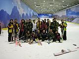 郑州到伏牛山滑雪+伏牛山居温泉2日游
