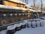 郑州到中原雪乡墨子古街一日游